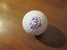Logo Golf Ball-Lion Logo.Purple Lion.Cool