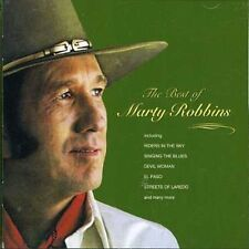 MARTY ROBBINS ( NEW SEALED CD ) VERY BEST OF / GREATEST HITS COLLECTION