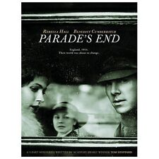 Parade's End (DVD, 2013, 2-Disc Set) VG
