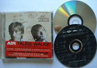 AIR  ~~~  TALKIE WALKIE ~~~  CD + DVD   ★ LIMITED EDITION  2004 ★