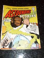 ASTOUNDING STORIES Comic - No 18 - Alan Class Comic