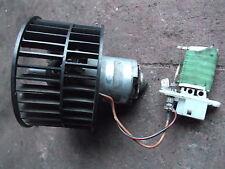 Vauxhall Corsa B/Combo soplador de ventilador Calentador Motor MK1 y resistencia, control de velocidad