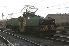 NCB No.9 AEG bo-bo electric South Shields Tyne & Wear 1973 Rail Photo