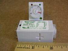 NAIS S1DX-S2C3M-DC12V Timed-Out 2 Form C Type 12VDC High Precision Timer