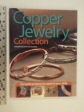 NEW-Copper Jewelry Collection-Karin Van Voorhees (2014) Form Metal-Enamel-Wire