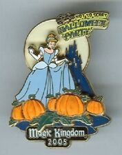 Disney Halloween Party Cinderella with Pumpkins Limited Edition 2000 pin
