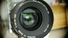 M43 mount converted fujinon zoom studio box lens A15x8 F1.5 b4 2x parfocal bmpcc
