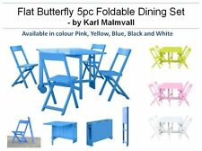 Wooden Dining Furniture Sets with Flat Pack