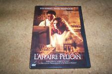 DVD L'AFFAIRE PELICAN avec julia roberts & denzel washington boitier à clips