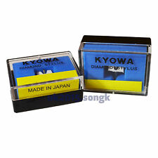 Pair (2x) KYOWA Replacement Stylus for Stanton 500/505 Made in Japan