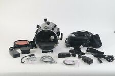 Equinox HD5/HD6 Underwater housing Kit for Canon Vixia HF G10
