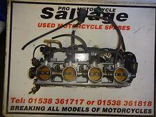 Suzuki GSXR 1000 2001 2002 K1 K2: del acelerador cuerpo: utiliza piezas de la motocicleta