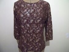 Lace Evening, Occasion Machine Washable Regular Tops & Blouses for Women