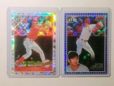 Shohei Ohtani Donruss 2019 Highlights #/999 + Action All Stars Blue #/249 Mint