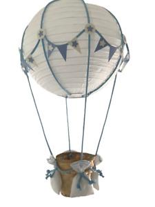 Hot air balloon nursery Decoration / light shade,