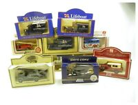 Job Lot Collection of 9 Lledo Models Of Days Gone diecast model vehicles