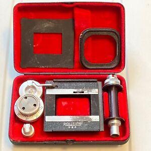 Rolleiflex Rolleikin 2 35mm Film Adapter for Rolleiflex & Rolleicord 120mm OFFER