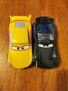 Official Disney Cars 3 Race N Flip (Cruz Ramirez & Jackson Storm)