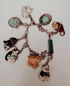 webkinz charm bracelet With 8 Charms