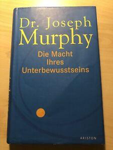 Die Macht Ihres Unterbewusstseins von Murphy, Joseph   Buch   Zustand gut