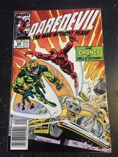 Daredevil#246 Incredible Condition 9.0(1987) Chance App, Morgan Art!!