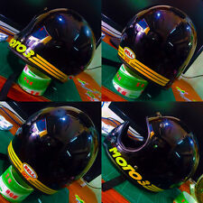 Bell Moto 3 New Stickers Black sets vintage helmet motocross Black