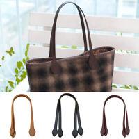 60cm Women PU Leather Tote Handbag Shoulder Bag Handle Belt Strap Replacement