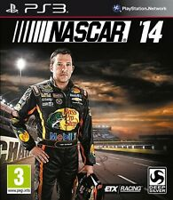 NASCAR 14 PS3 PlayStation 3 Video Game Mint Condition UK Release
