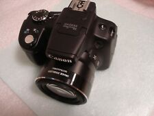 Very Nice Canon PowerShot SX50 HS 12.1 MP Digital Camera - Black