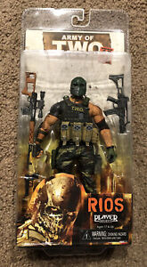 Army Of Two The 40th Day Rios Player Select (NEW)