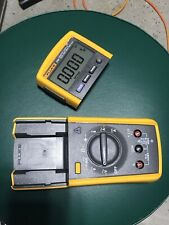 New Fluke 233 True Rms Remote Display Digital Multimeter Wireless With Thermometer