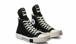 Rick Owens x Converse TURBODRK Chuck Taylor All-Star 70 Size US 13 CONFIRMED