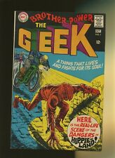 Brother Power the Geek 1 FN/VF 7.0 * 1 Book Lot * 1st Brother Power!