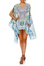 Camilla Franks My Marjorelle short split front kaftan BNWT brand new never worn