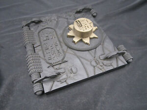 The Mummy Book of the Dead with Key (Movie Prop)