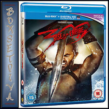300 - RISE OF AN EMPIRE -   *BRAND NEW BLURAY REGION FREE*