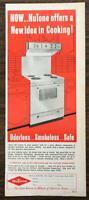 ORIGINAL 1965 NuTone Self-Ventilated Gas and Electric Range Ovens PRINT AD