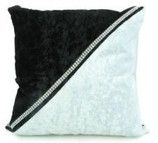 Cuscini bianchi velluto senza marca per la decorazione della casa