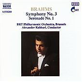 Brahms - Orchestral Works, , Very Good Import