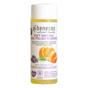 Benecos Soft Natural Nail Polish Remover - 125ml