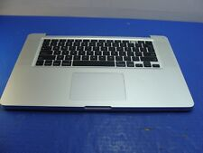 """MacBook Pro 15"""" A1286  MD103LL/A Top Case with Keyboard & Trackpad 661-5481 GLP*"""