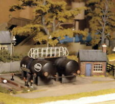RATIO OO SCALE RT529 TRACKSIDE SERIES OIL DEPOT KIT RT529