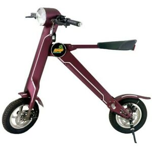 """AMP-Rider Foldable Electric bike """"NEW UNITS"""" in with max. 500W power output"""