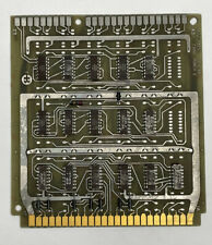 Vintage Burroughs Card Reader Circuit Board 1968 16 integrated circuits