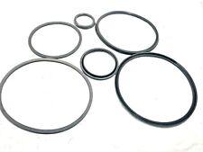 .For AOD/AODE/4R70W drum lip seals orings piston seals FWD/DIR/REV INPUT