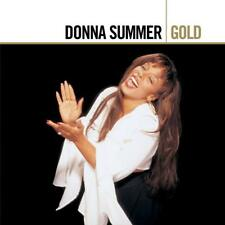 Donna Summer GOLD Best Of 34 Essential Songs GREATEST HITS New Sealed 2 CD