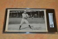 1907-09 H.M. TAYLOR POST CARD TY COBB ROOKIE SGC GRADED 1 PR!!! MUST SEE!!!
