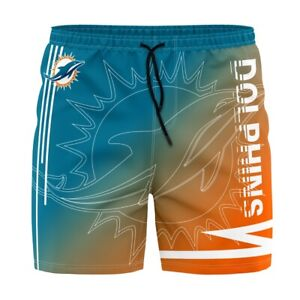 Miami Dolphins Size Large to X-Large Sport Beach Board Shorts