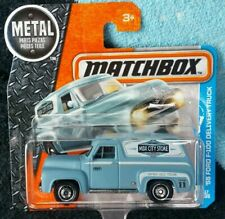 '55 FORD F-100 DELIVERY VAN #17/125 MATCHBOX DIECAST SCALE 1/69 NEW