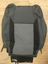 2014 Toyota Tundra Factory Original LH/DR Heated Coth Seat Back Cover (GRAY)